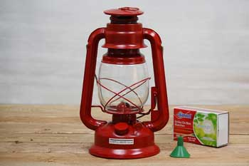 Red Outdoor Oil Lantern