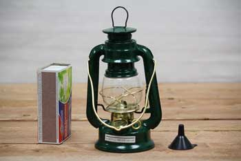 Green Small Oil Lantern
