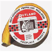 Red Hill General Store: Rutland Fiberglass Fireplace Insert Seal