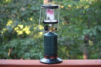 Propane Lantern (Fuel Cylinder Not Included)