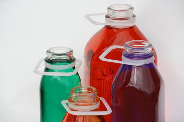 Glass Milk Bottles Red Hill General Store