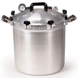 All American Pressure Canner 941