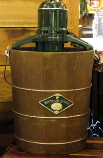Red Hill General Store White Mountain 4 Quart Electric