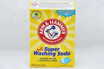 Arm And Hammer Super Washing Soda