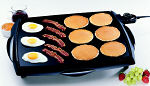 Presto BigGriddle Cool Touch Griddle